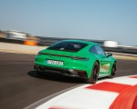 2022 Porsche 911 Carrera GTS (Color: Python Green) Rear Wallpapers 150x120 (49)