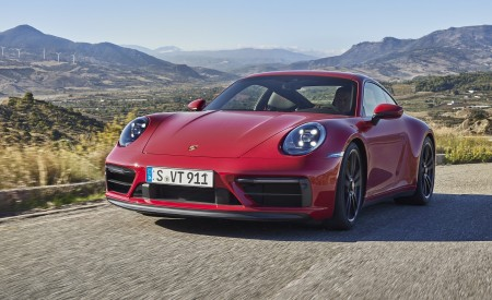 2022 Porsche 911 Carrera GTS Wallpapers HD