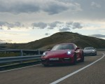 2022 Porsche 911 Carrera GTS and 911 Targa 4 GTS Front Wallpapers 150x120 (8)