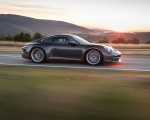 2022 Porsche 911 GT3 with Touring Package (MT; Color: Agate Grey Metallic) Side Wallpapers 150x120 (50)