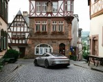 2022 Porsche 911 GT3 with Touring Package (PDK; Color: Dolomite Silver Metallic) Front Three-Quarter Wallpapers 150x120 (21)