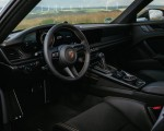2022 Porsche 911 GT3 with Touring Package (PDK; Color: Dolomite Silver Metallic) Interior Wallpapers 150x120 (37)
