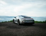 2022 Porsche 911 GT3 with Touring Package (PDK; Color: Dolomite Silver Metallic) Rear Wallpapers 150x120 (24)