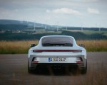 2022 Porsche 911 GT3 with Touring Package (PDK; Color: Dolomite Silver Metallic) Rear Wallpapers 150x120 (28)