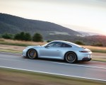2022 Porsche 911 GT3 with Touring Package (PDK; Color: Dolomite Silver Metallic) Side Wallpapers 150x120 (17)