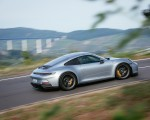 2022 Porsche 911 GT3 with Touring Package (PDK; Color: Dolomite Silver Metallic) Side Wallpapers 150x120 (18)