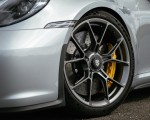 2022 Porsche 911 GT3 with Touring Package (PDK; Color: Dolomite Silver Metallic) Wheel Wallpapers 150x120 (30)
