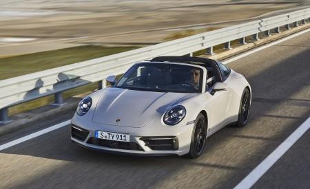 2022 Porsche 911 Targa 4 GTS Wallpapers HD