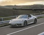 2022 Porsche 911 Targa 4 GTS Front Three-Quarter Wallpapers  150x120 (2)
