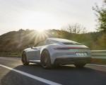 2022 Porsche 911 Targa 4 GTS Rear Three-Quarter Wallpapers 150x120 (3)