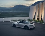 2022 Porsche 911 Targa 4 GTS Rear Three-Quarter Wallpapers 150x120 (16)