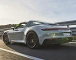 2022 Porsche 911 Targa 4 GTS Rear Three-Quarter Wallpapers 150x120 (4)