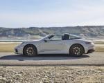 2022 Porsche 911 Targa 4 GTS Side Wallpapers 150x120 (14)