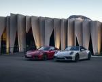 2022 Porsche 911 Targa 4 GTS and 911 Carrera GTS Front Three-Quarter Wallpapers 150x120 (15)