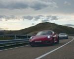 2022 Porsche 911 Targa 4 GTS and 911 Carrera GTS Front Wallpapers 150x120 (9)