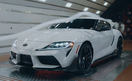 2022 Toyota GR Supra A91-CF Edition Wallpapers HD