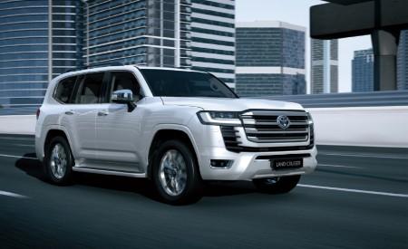 2022 Toyota Land Cruiser 300 Series Wallpapers HD
