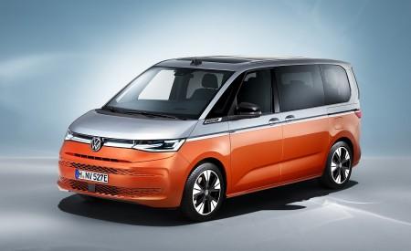 2022 Volkswagen Multivan Wallpapers HD