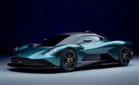 2021 Aston Martin Valhalla Wallpapers HD