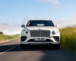 2021 Bentley Bentayga Plug-In Hybrid First Edition (Color: Ghost White) Front Wallpapers 150x120 (17)