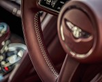 2021 Bentley Bentayga Plug-In Hybrid First Edition (Color: Ghost White) Interior Detail Wallpapers 150x120 (29)