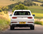 2021 Bentley Bentayga Plug-In Hybrid First Edition (Color: Ghost White) Rear Wallpapers 150x120 (19)