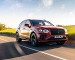 2021 Bentley Bentayga Plug-In Hybrid First Edition First Edition (Color: Dragon Red) Front Three-Quarter Wallpapers 150x120 (1)