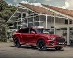 2021 Bentley Bentayga Plug-In Hybrid First Edition First Edition (Color: Dragon Red) Front Three-Quarter Wallpapers 150x120 (8)