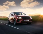 2021 Bentley Bentayga Plug-In Hybrid First Edition First Edition (Color: Dragon Red) Front Three-Quarter Wallpapers 150x120 (3)
