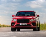 2021 Bentley Bentayga Plug-In Hybrid First Edition First Edition (Color: Dragon Red) Front Wallpapers 150x120 (4)