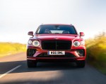 2021 Bentley Bentayga Plug-In Hybrid First Edition First Edition (Color: Dragon Red) Front Wallpapers 150x120 (2)