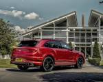 2021 Bentley Bentayga Plug-In Hybrid First Edition First Edition (Color: Dragon Red) Rear Three-Quarter Wallpapers 150x120 (9)