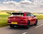 2021 Bentley Bentayga Plug-In Hybrid First Edition First Edition (Color: Dragon Red) Rear Three-Quarter Wallpapers 150x120 (5)