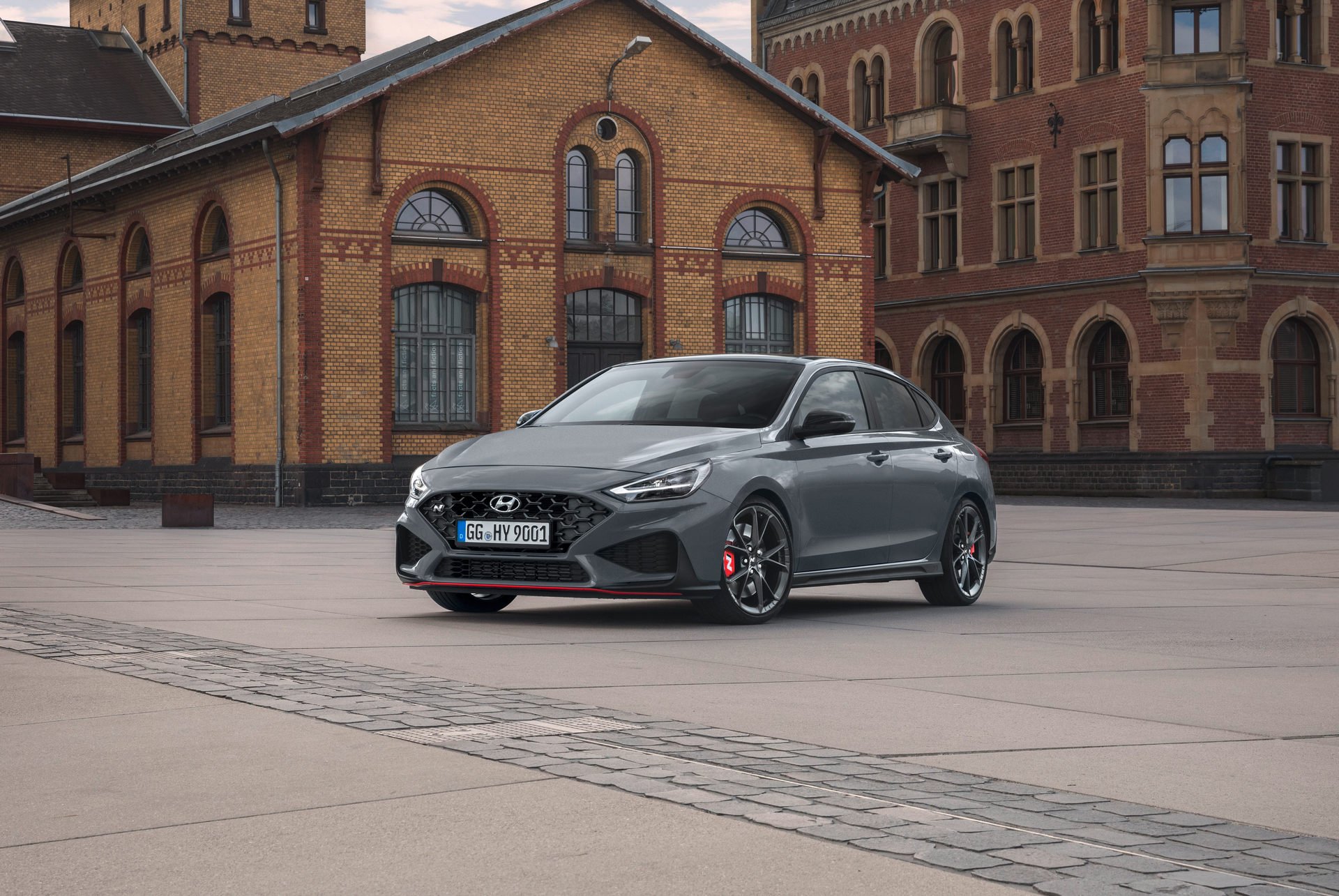2021 Hyundai i30 Fastback N Limited Edition Front Three-Quarter Wallpapers (5)