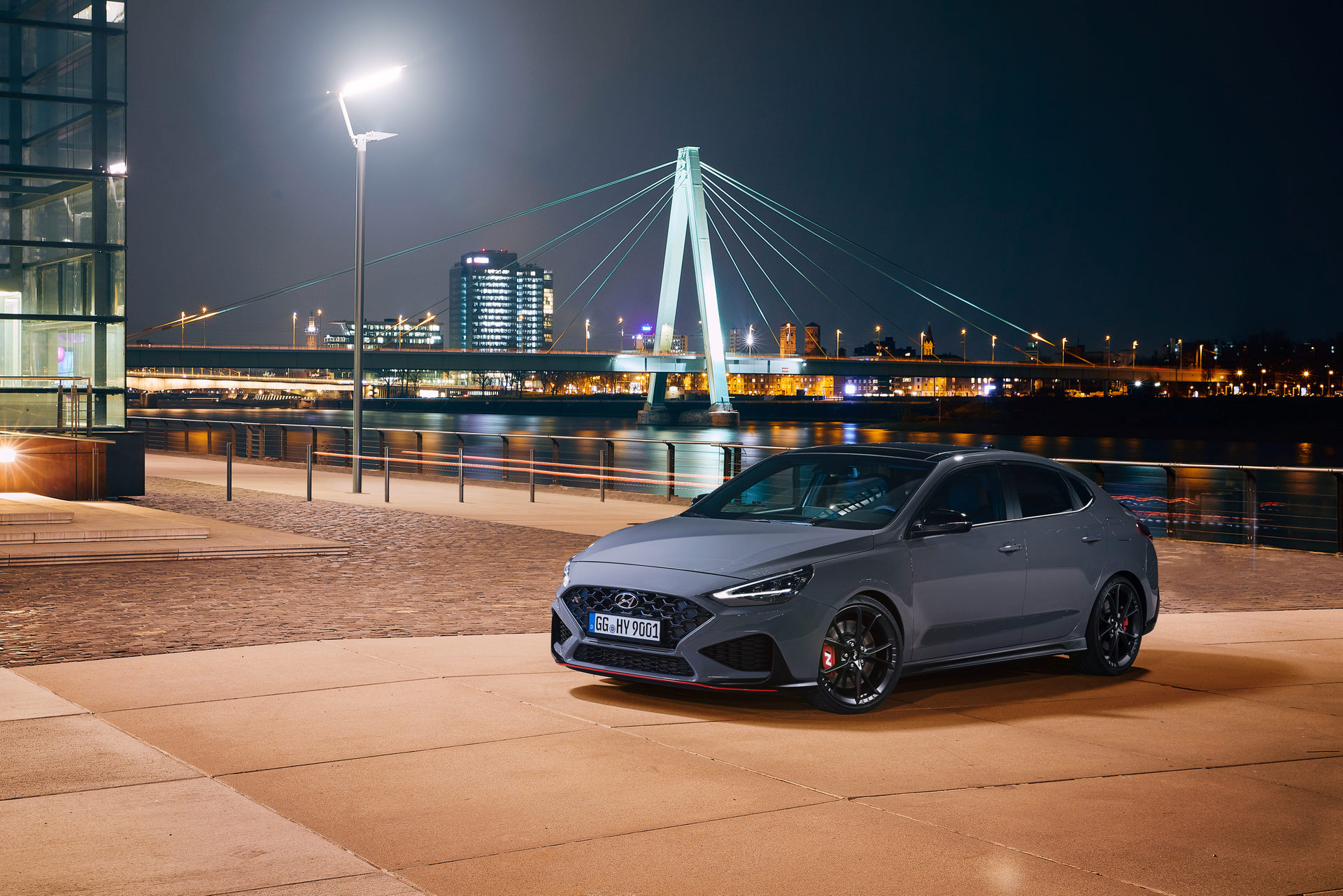 2021 Hyundai i30 Fastback N Limited Edition Front Three-Quarter Wallpapers (9)