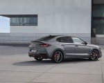 2021 Hyundai i30 Fastback N Limited Edition Rear Three-Quarter Wallpapers 150x120 (11)