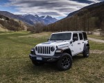 2021 Jeep Wrangler 4xe (Euro-Spec; Plug-In Hybrid) Front Three-Quarter Wallpapers 150x120 (27)
