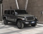 2021 Jeep Wrangler 4xe (Euro-Spec; Plug-In Hybrid) Front Three-Quarter Wallpapers 150x120 (15)