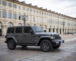2021 Jeep Wrangler 4xe (Euro-Spec; Plug-In Hybrid) Front Three-Quarter Wallpapers 150x120 (11)