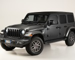 2021 Jeep Wrangler 4xe (Euro-Spec; Plug-In Hybrid) Front Three-Quarter Wallpapers 150x120 (49)