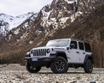 2021 Jeep Wrangler 4xe (Euro-Spec; Plug-In Hybrid) Front Three-Quarter Wallpapers 150x120 (26)