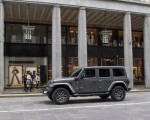 2021 Jeep Wrangler 4xe (Euro-Spec; Plug-In Hybrid) Front Three-Quarter Wallpapers 150x120 (12)