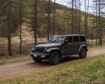 2021 Jeep Wrangler 4xe (Euro-Spec; Plug-In Hybrid) Front Three-Quarter Wallpapers 150x120 (4)