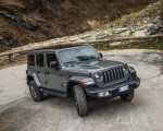2021 Jeep Wrangler 4xe (Euro-Spec; Plug-In Hybrid) Front Three-Quarter Wallpapers 150x120 (2)