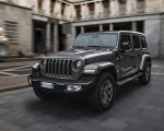 2021 Jeep Wrangler 4xe (Euro-Spec; Plug-In Hybrid) Front Three-Quarter Wallpapers 150x120 (10)
