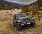 2021 Jeep Wrangler 4xe (Euro-Spec; Plug-In Hybrid) Front Wallpapers 150x120 (6)