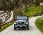 2021 Jeep Wrangler 4xe (Euro-Spec; Plug-In Hybrid) Front Wallpapers 150x120 (8)