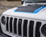 2021 Jeep Wrangler 4xe (Euro-Spec; Plug-In Hybrid) Grille Wallpapers 150x120 (32)