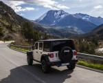 2021 Jeep Wrangler 4xe (Euro-Spec; Plug-In Hybrid) Rear Wallpapers 150x120 (20)