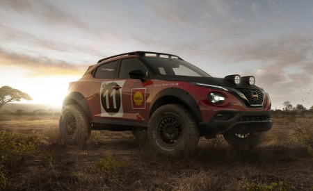 2021 Nissan JUKE Rally Tribute Concept Wallpapers HD